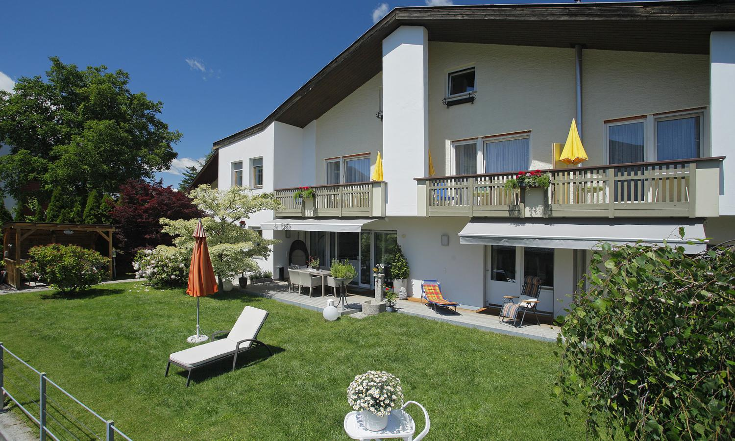 Pension Garni Claudia in Schlanders, Vinschgau